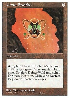 Urzas Brosche / Urza's Bauble | EX | 5th Edition | GER | Magic MTG