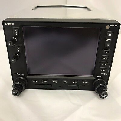 Garmin GNS530 Waas P/N 011-01064-40 With Form 1