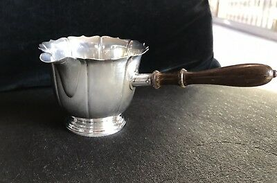 Lunt Sterling Silver Sauce Gravy Boat From Early Dublin Design 743-D Pitcher