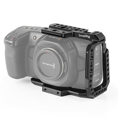 SmallRig 2254 Half Cage for Blackmagic Design Pocket Cinema Camera 4K