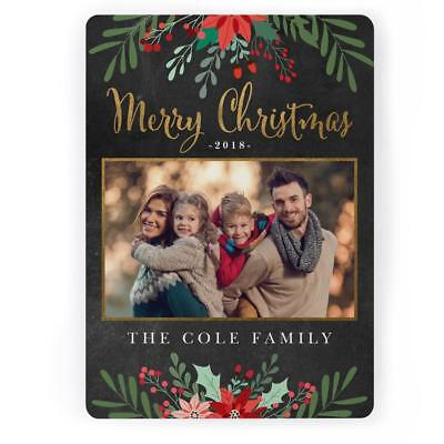 5x7 Round Photo Card Stock 110 lb. - Over 3,000 Designs Available