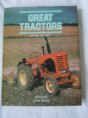 @ Great Tractors HB Book by Michael Williams@