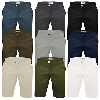 338b8ec750dbdb HERREN CHINO SHORTS Stallion Baumwolle Stretch Golf Halbe Hose - EUR ...