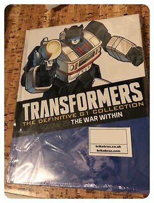 Transformers The Definitive G1 Collection The War Within Issue 5 - New Sealed