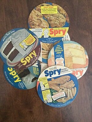 Spry Shortening Can Tops - 11