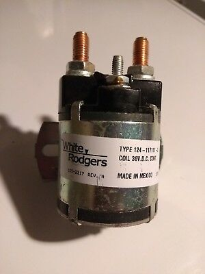 Relay 100A  24v & 36v SPDT to fit Tennant, Nobles and more