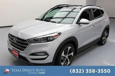2016 Hyundai Tucson Limited Texas Direct Auto 2016 Limited Used Turbo 1.6L I4 16V Automatic FWD SUV Moonroof