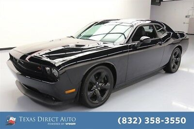 2014 Dodge Challenger R/T Texas Direct Auto 2014 R/T Used 5.7L V8 16V Automatic RWD Coupe Premium