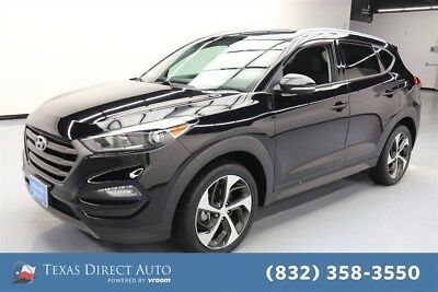 2016 Hyundai Tucson Sport Texas Direct Auto 2016 Sport Used Turbo 1.6L I4 16V Automatic AWD SUV