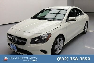 2017 Mercedes-Benz CLA-Class CLA 250 Texas Direct Auto 2017 CLA 250 Used Turbo 2L I4 16V Automatic FWD Sedan Premium