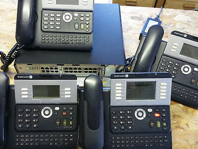 Alcatel OmniPCX Office Phone System Compact Edition Power CPU R8