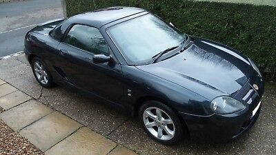 MG TF 2003 Full leather, air con.