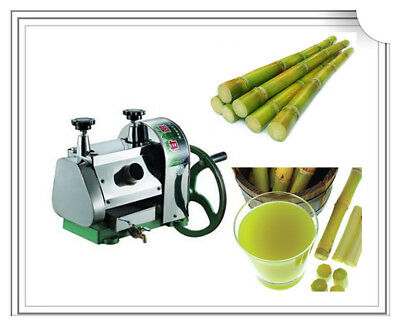 Manual Sugar Cane Juicer,SugarCane Juice Extractor Squeezer Hand Press Machine