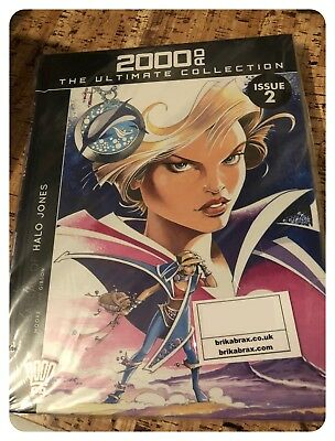 2000 AD: The Ultimate Collection The Ballad of Halo Jones Issue 2 - New Sealed