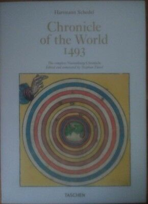 Hartmann Schedel - Chronicle of the World 1493 - The complete Nuremberg Chronicl