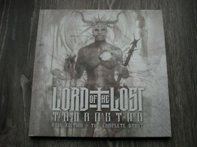 Lord of the Lost - Thornstar - limited Earbook Deluxe 2 CD Edition - wie neu