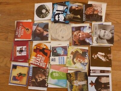 Huge Country 21 CD Lot