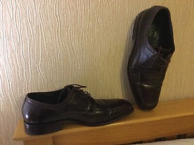 Mens Loake Shoes Size 9.5