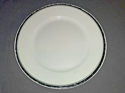 Lot 11 antique plates ceramic of Mehun old French sandstone flat