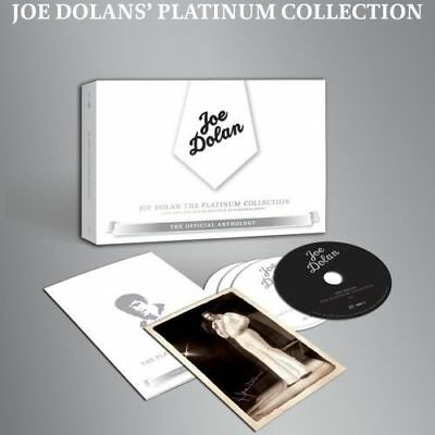 Joe Dolan - The Platinum Collection | NEW  & SEALED 3 CD + DVD BOX SET