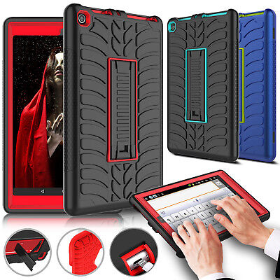 For Amazon Kindle Fire HD 8 2018 8th Tablet Case Heavy Duty Protection Kickstand