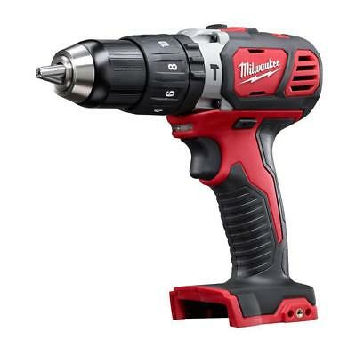 "New Milwaukee 2607-20 18V M18 Cordless 1/2"" Chuck Hammer Drill Tool Only"