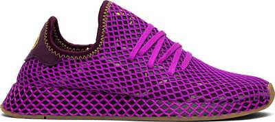 low priced 35805 2a616 Adidas x Dragon Ball Z Deerupt Runner Son Gohan Purple D97052 Authentic New