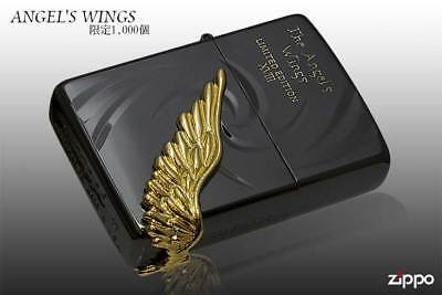 ZIPPO/ ANGEL'S WINGS  PAW-118BNG Zippo lighter / From Japan