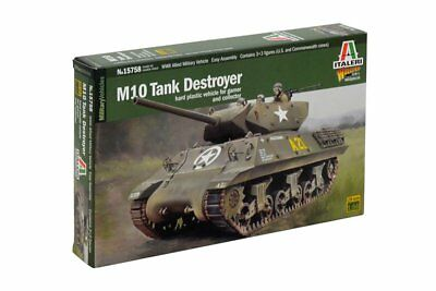 ITALERI 15758 1/56 M10 Tank Destroyer