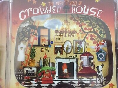 CROWDED HOUSE - The Very Very Best Of (Greatest Hits) CD 2010 Capitol BRAND NEW!