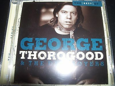 THOROGOOD, GEORGE & THE DESTROYERS Very Best Of (Australia) CD - New