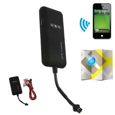 Quad Band GSM GPRS GPS Tracker Vehicle Truck Car Realtime Track System TK110 FZ