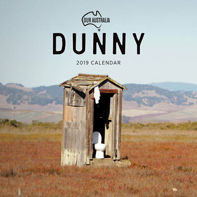 Our Australia Dunny 2019 Wall Calendar by Paper Pocket, Free Post