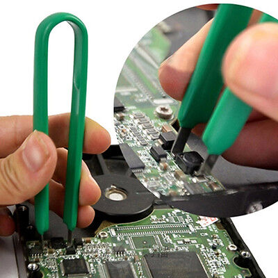 5pcs U Type IC Chip Protection Pliers ROM Circuit Board Extractor Removal Tool
