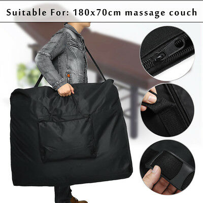 Portable Carry Bed Bag Case For Folding Massage Couch Therapy Table 180*70cm AU