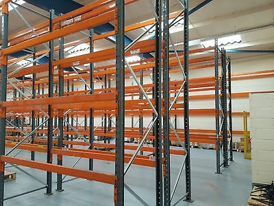 Dexion Speedlock Pallet Racking