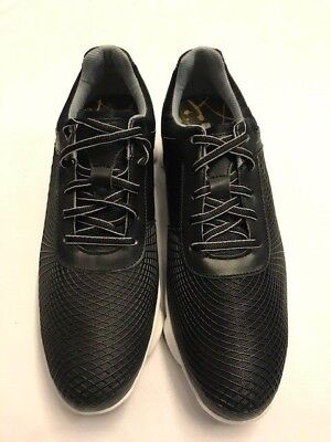 Footjoy Hyperflex Golf Shoes, 9.5M, Black,
