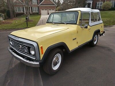 1973 Jeep Commando GREAT SHAPE 1973 Jeep Commando Jeepster Restored Pick-Up Truck