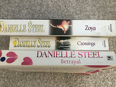 Romance novels -Crossings Betrayal Zoya  bv Danielle Steel