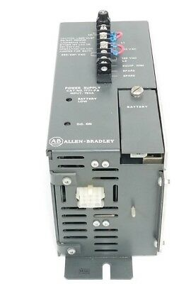 Allen Bradley 1771-Pa Power Supply Ser. B 1/.5 Amp 120/220V 50/60Hz 1771Pa