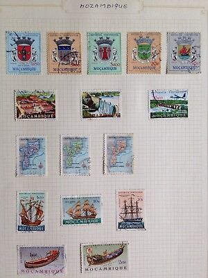 Mozambique postage stsmps