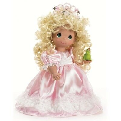 Precious Moments 12 Inch Doll, 'Could He Be The One?', New w/Tag In PM Box, 4645