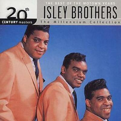The Isley Brothers : The Best Of The Motown Years: The Millennium Collection CD