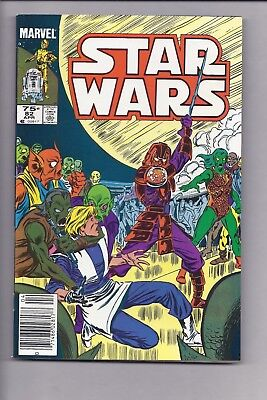 High Grade Canadian Newsstand Edition Star Wars #82 $0.75 price variant
