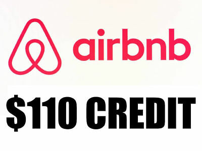 Airbnb 110 Money Off Credit Gift Card Promo Code Discount Coupon
