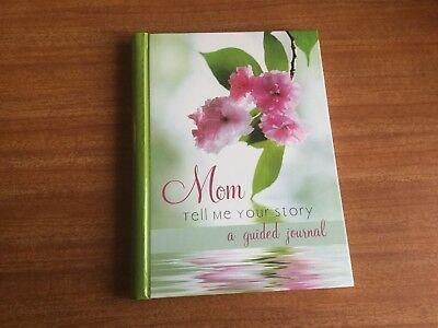 Mom Tell Me Your Story Guided Journal Keepsake NEW