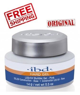 IBD LED/UV Builder Gel - Pink 14g Authentic Product