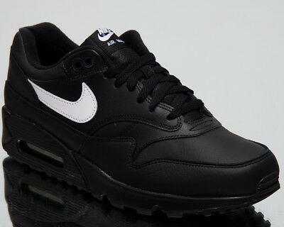finest selection 42c80 d47f9 NIKE AIR MAX 90/1 New Herren Lifestyle Schuhe Schwarz Weiß 2018 Sneakers