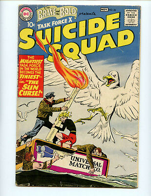Brave and the Bold 26 2nd Suicide Squad (copy A)