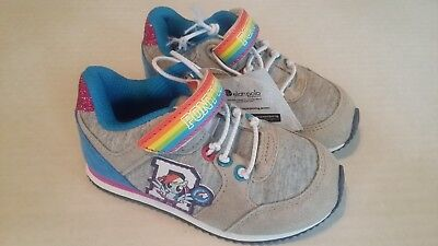 NEW - My Little Pony Toddler Girls Casual Sneakers/ Athletic Shoe - Size 6